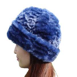 China 6 Platten-Schaffell Beanie-Hut Shearlings-Lamm-Pelz weich warm für Winter usine